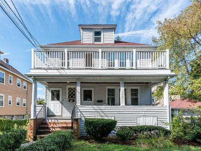Watertown Multi Family Home Price Changed: 77-79 Watertown St