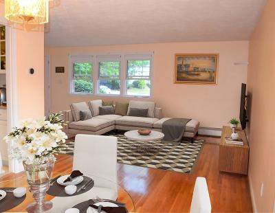 Woburn Single Family Home Contingent: 7 Keith Circle #7