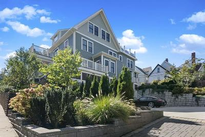 MA-Suffolk County Condo/Townhouse Under Agreement: 43 Salcombe St #1