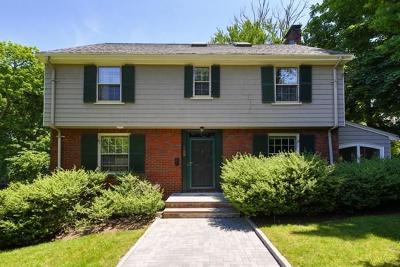 Newton Single Family Home For Sale: 120 Chestnut St