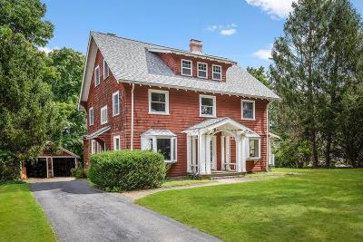 Southborough Single Family Home Contingent: 18 Latisquama Rd