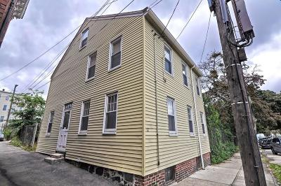Cambridge Multi Family Home Under Agreement: 12 Winter St