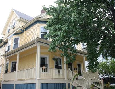 Somerville Multi Family Home Contingent: 28 Preston Road