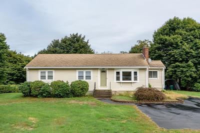Billerica Single Family Home Under Agreement: 616 Boston Road