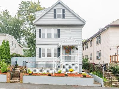 Revere Multi Family Home Under Agreement: 26 Arnold St