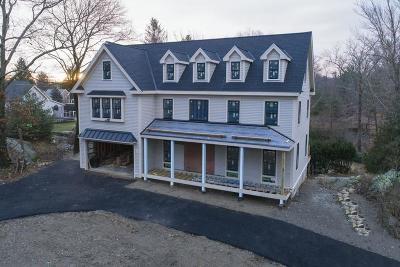 Cohasset MA Single Family Home For Sale: $1,350,000
