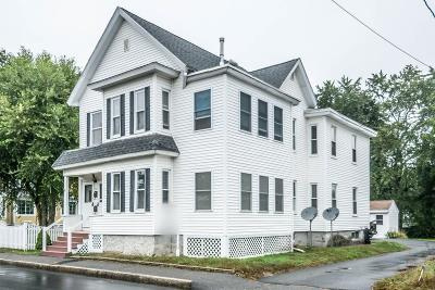 Lowell Multi Family Home Under Agreement: 509-511 Beacon Street