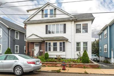 Somerville Multi Family Home For Sale: 36 Puritan Rd
