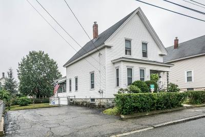 Lowell Single Family Home Under Agreement: 329 Lincoln St
