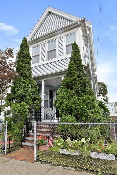 Somerville Multi Family Home Price Changed: 20 Richdale Avenue