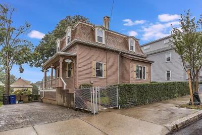 Somerville Single Family Home Under Agreement: 38 Putnam Street