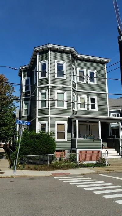 Somerville Condo/Townhouse For Sale: 25 Virginia Street #3