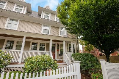 Newton Condo/Townhouse Contingent: 66 Webster St #66