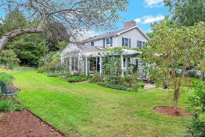 Wenham, Hamilton Single Family Home Under Agreement: 21 Greenbrook Road