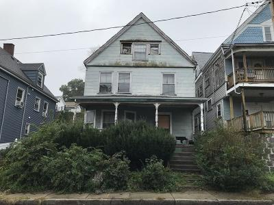 Boston MA Multi Family Home Under Agreement: $399,999