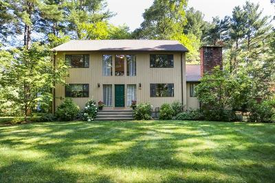 Sudbury Single Family Home For Sale: 96 Stockfarm Rd