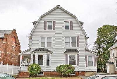 Malden Condo/Townhouse Under Agreement: 12-14 Spring Street #3