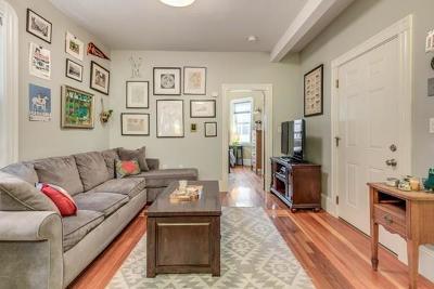 Somerville Condo/Townhouse Sold: 46 Elmwood Street #1