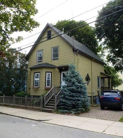 Single Family Home For Sale: 185 Sycamore St