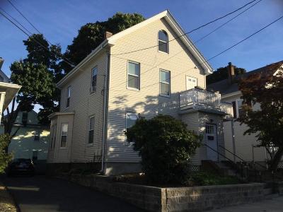 Malden Multi Family Home Under Agreement: 20 Ashland Street