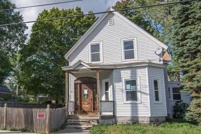 Lowell Single Family Home Contingent: 67 Midland St