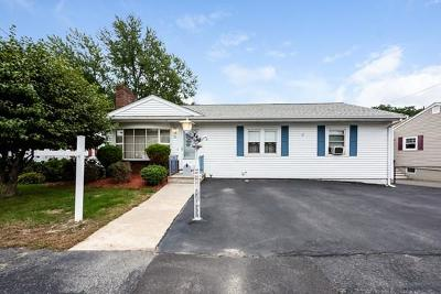 Malden Single Family Home Under Agreement: 30 Fleming Rd