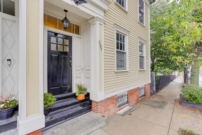 Condo/Townhouse Under Agreement: 207 Bunker Hill St #1