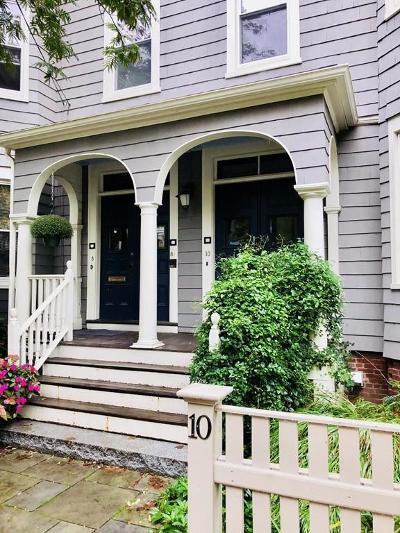 Cambridge Condo/Townhouse Under Agreement: 10 William Street #10
