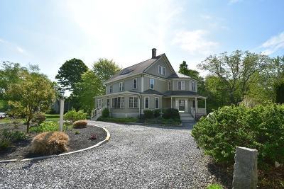 Southborough Single Family Home For Sale: 25 East Main Street