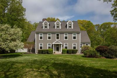 Hopkinton Single Family Home For Sale: 17 Kimball Road