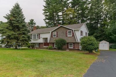 Billerica Single Family Home Under Agreement: 17 Pratt St