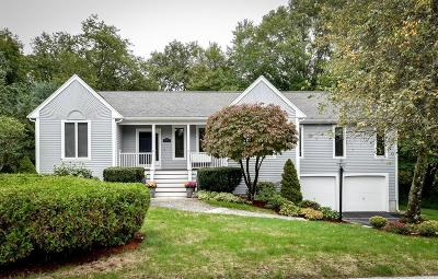 Natick Single Family Home Under Agreement: 6 Townsend Circle