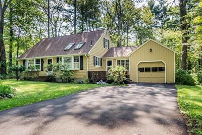 North Andover Single Family Home Sold: 205 Campbell Rd