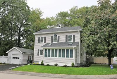 Dedham Single Family Home For Sale: 82 Upland Rd