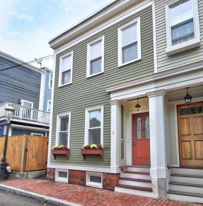Single Family Home Under Agreement: 7 Ludlow St.