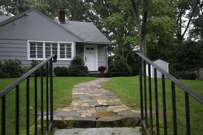 Wayland Single Family Home Under Agreement: 10 Morse Rd