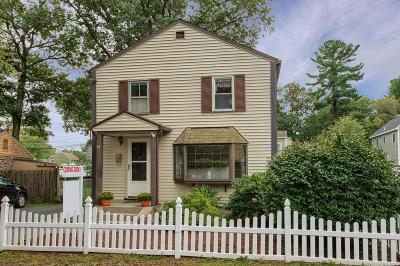 Tewksbury Single Family Home Sold: 51 Mystic Ave