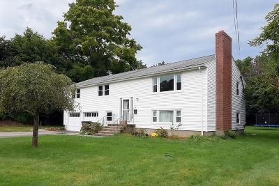 Framingham Single Family Home Contingent: 10 Bellwood Way
