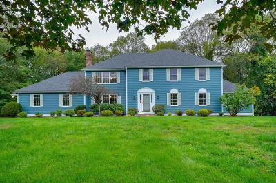 Marlborough Single Family Home Under Agreement: 149 Littlefield Lane