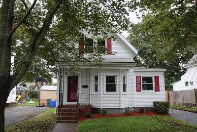 Saugus Single Family Home For Sale: 26 Morton Avenue