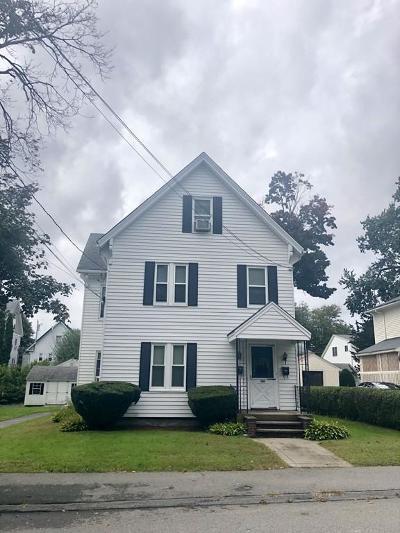 Hudson Multi Family Home Under Agreement: 50 Cottage St