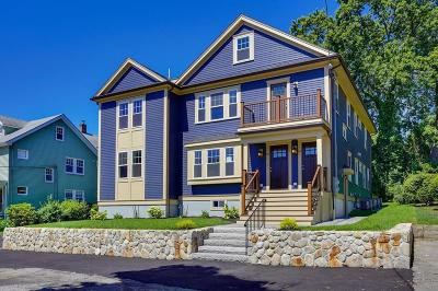 Watertown Condo/Townhouse Price Changed: 52 Chapman Street #52
