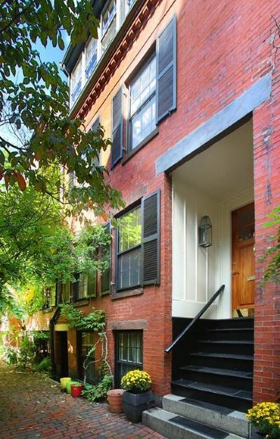 Boston MA Single Family Home Contingent: $2,195,000