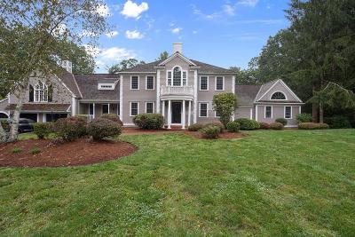 Duxbury Single Family Home Contingent: 15 S Pasture Ln