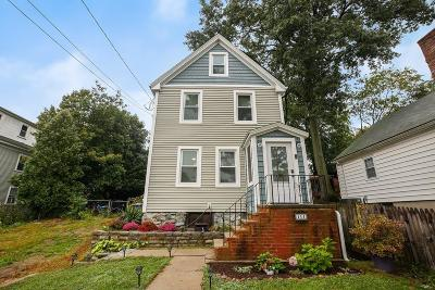 Single Family Home Contingent: 111 Navarre St