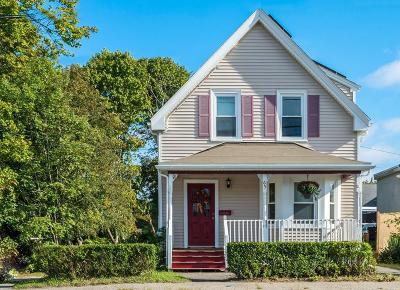 Kingston Single Family Home For Sale: 65 Main St