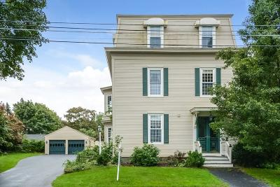 Westborough Single Family Home For Sale: 24 West St
