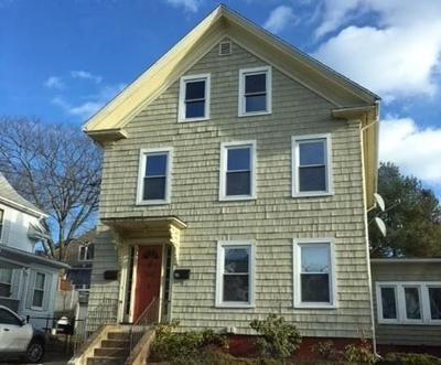 Gloucester Condo/Townhouse Under Agreement: 19 Trask Street #1