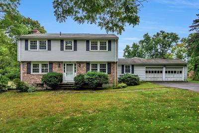 Wayland Single Family Home Under Agreement: 138 Pelham Island Rd