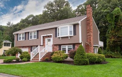 stoneham Single Family Home Under Agreement: 12 Sparhawk Circle